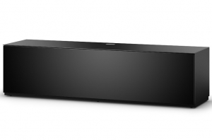 Тумба под телевизор Sonorous ST 160F-BLK-BLK-BS
